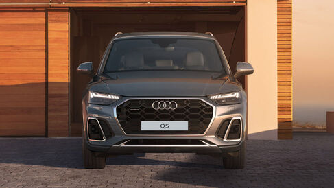 Audi Q5 TFSI e 2021